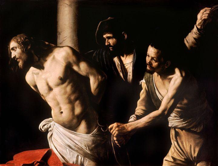Christ_at_the_Column-Caravaggio_(c._1607)
